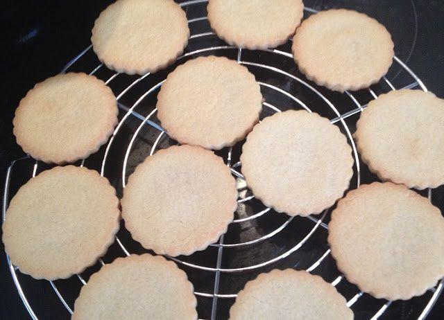 FotoPastel: Galletas de mantequilla para decorar. Paso a paso....