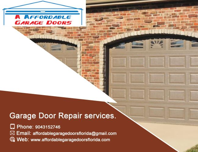 We Provide Complete Garage Door Installation And Repair Services As Well As  Broken Spring Replacements.