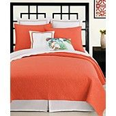 Trina Turk Bedding Santorini Coral Collection Jordan Lakey You