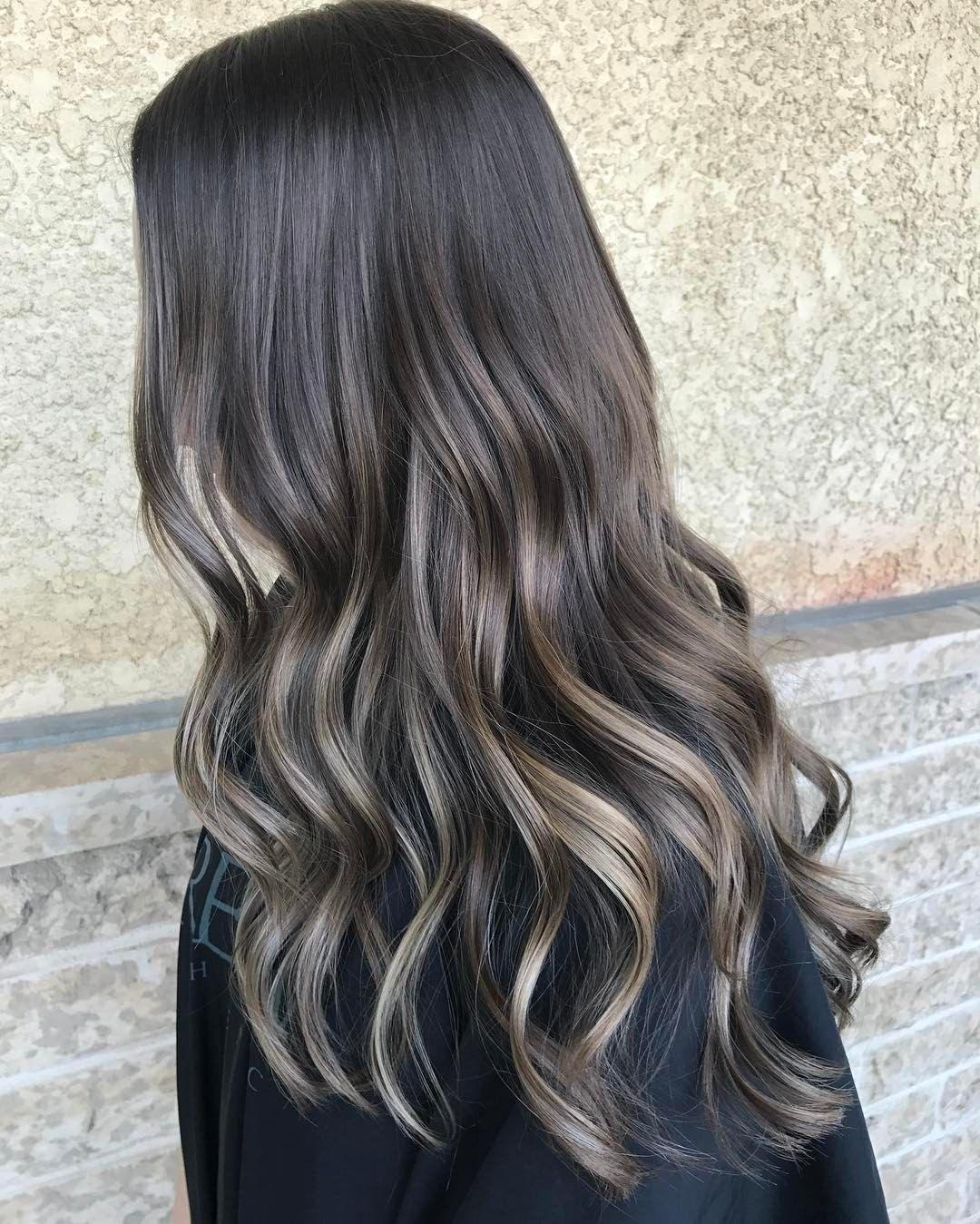 75 Likes 8 Comments Mallory Megan Vandenberg Mallorymeganhair On Instagram Iced Mocha Shoutout Brown Hair Balayage Balayage Hair Hair Styles