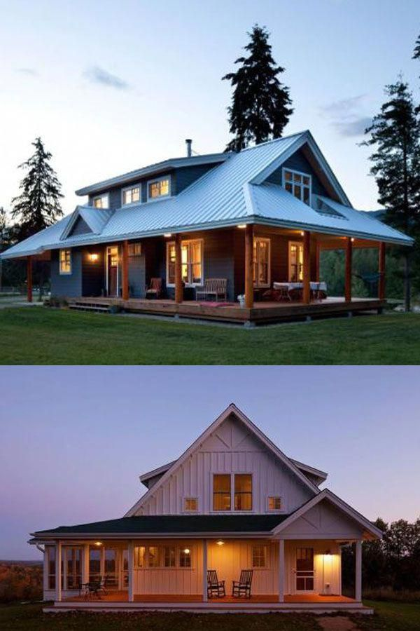 All about metal building homes have you ever dreamed your own home also rh pinterest