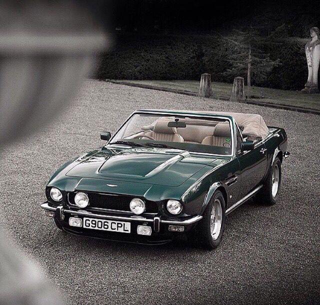 Aston Martin V8, Classic Aston Martin, Aston