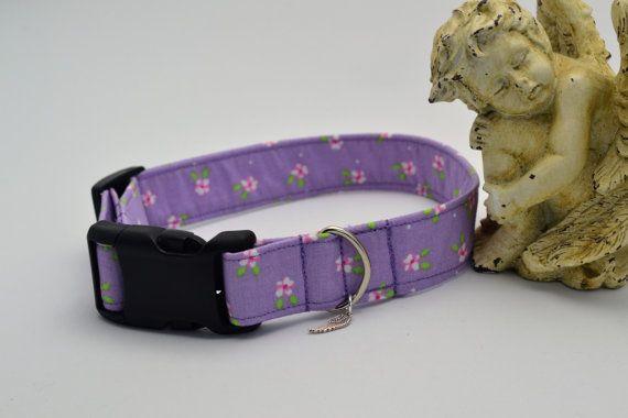 Unique Pet Dog Collar Pet Supplies Adjustable by HaleysPetBoutique
