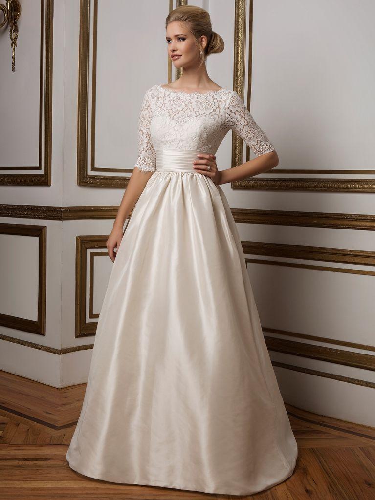 2nd marriage wedding dresses - informal wedding dresses for older ...