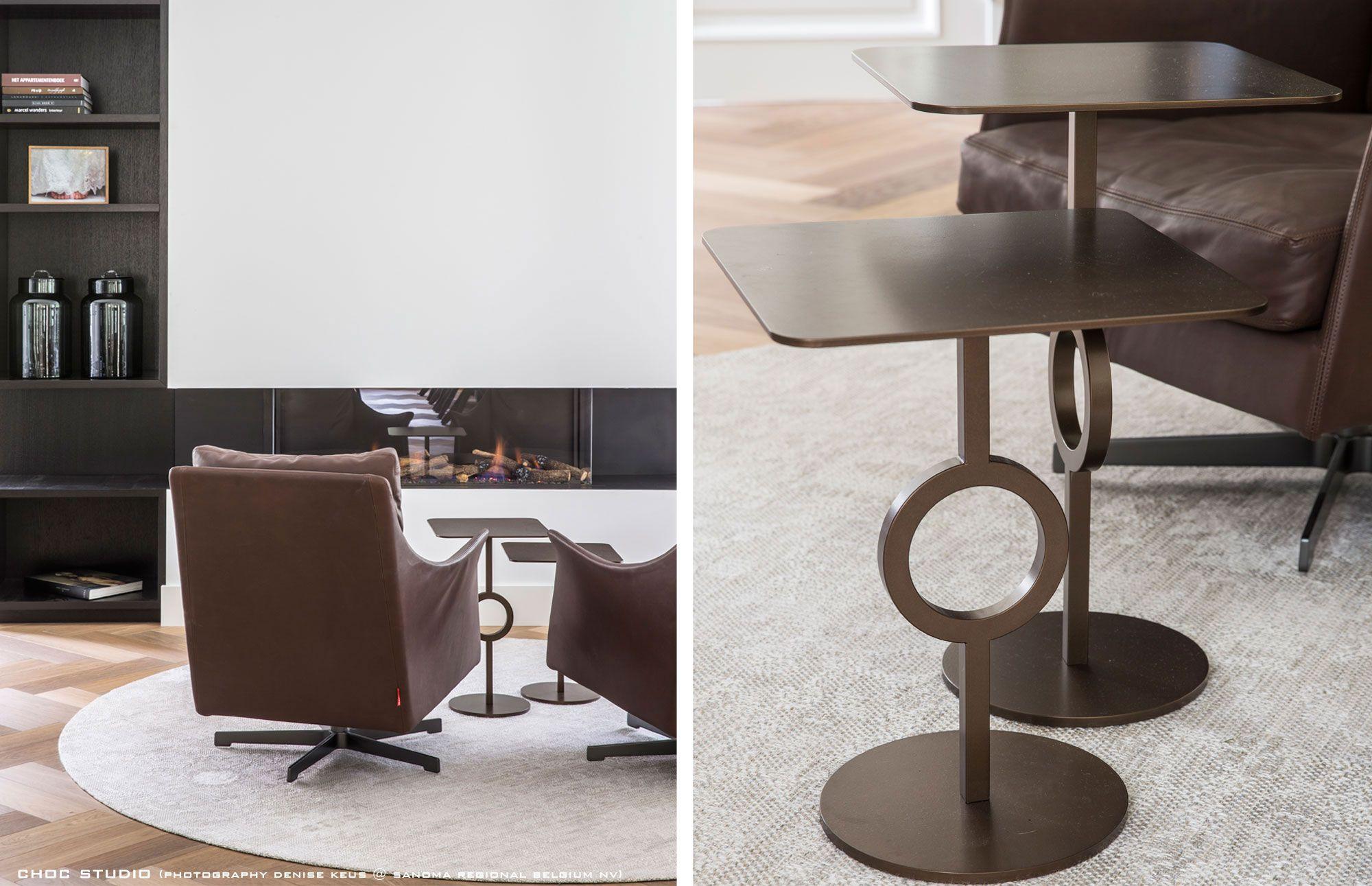 Modern interieur door choc studio interieurontwerp en realisatie