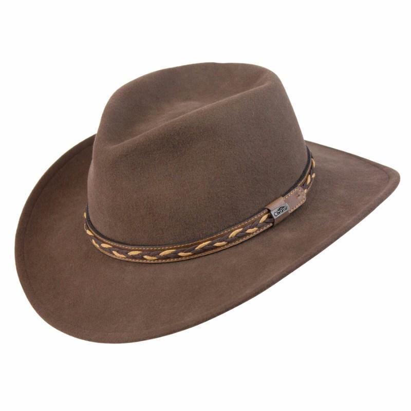 f6eb0c44ae4 Jasper Outback Waterproof Wool Hat