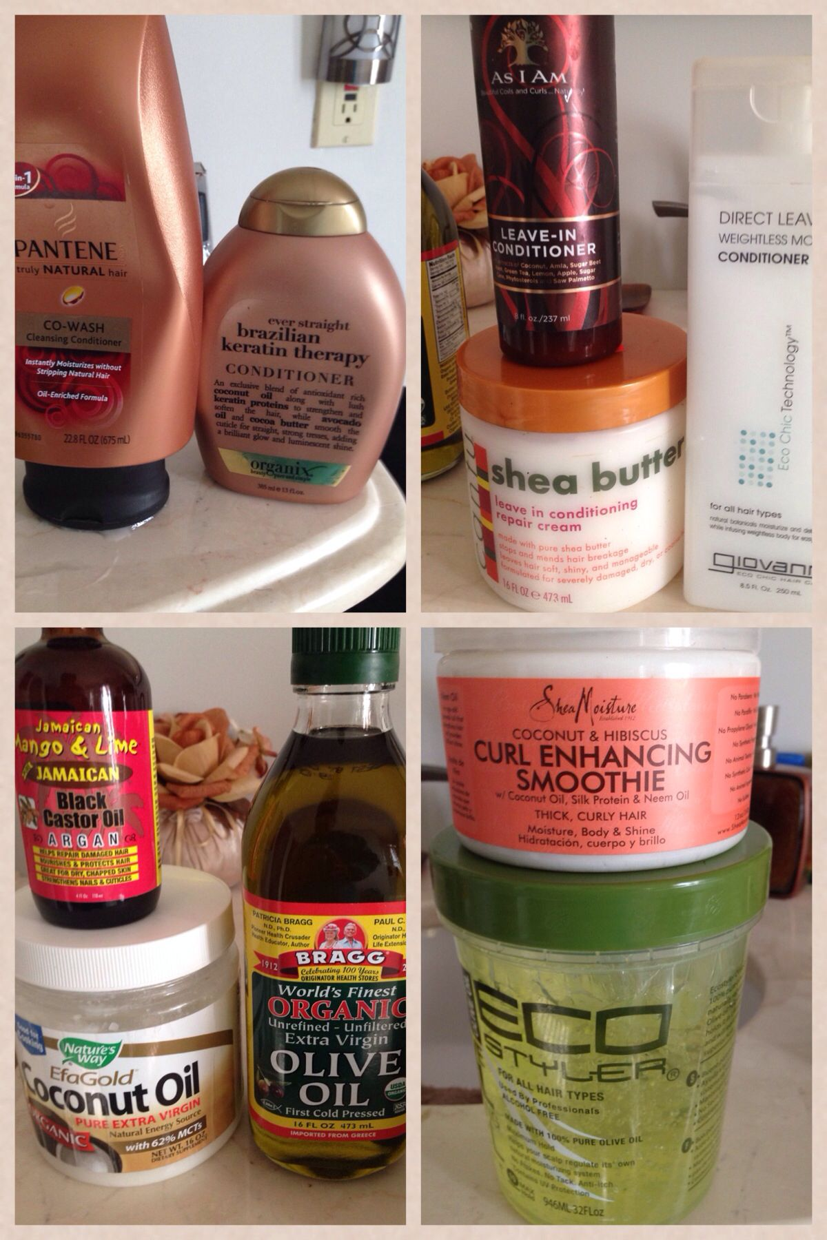 Natural Hair Products You Must Have Now! Natural hair