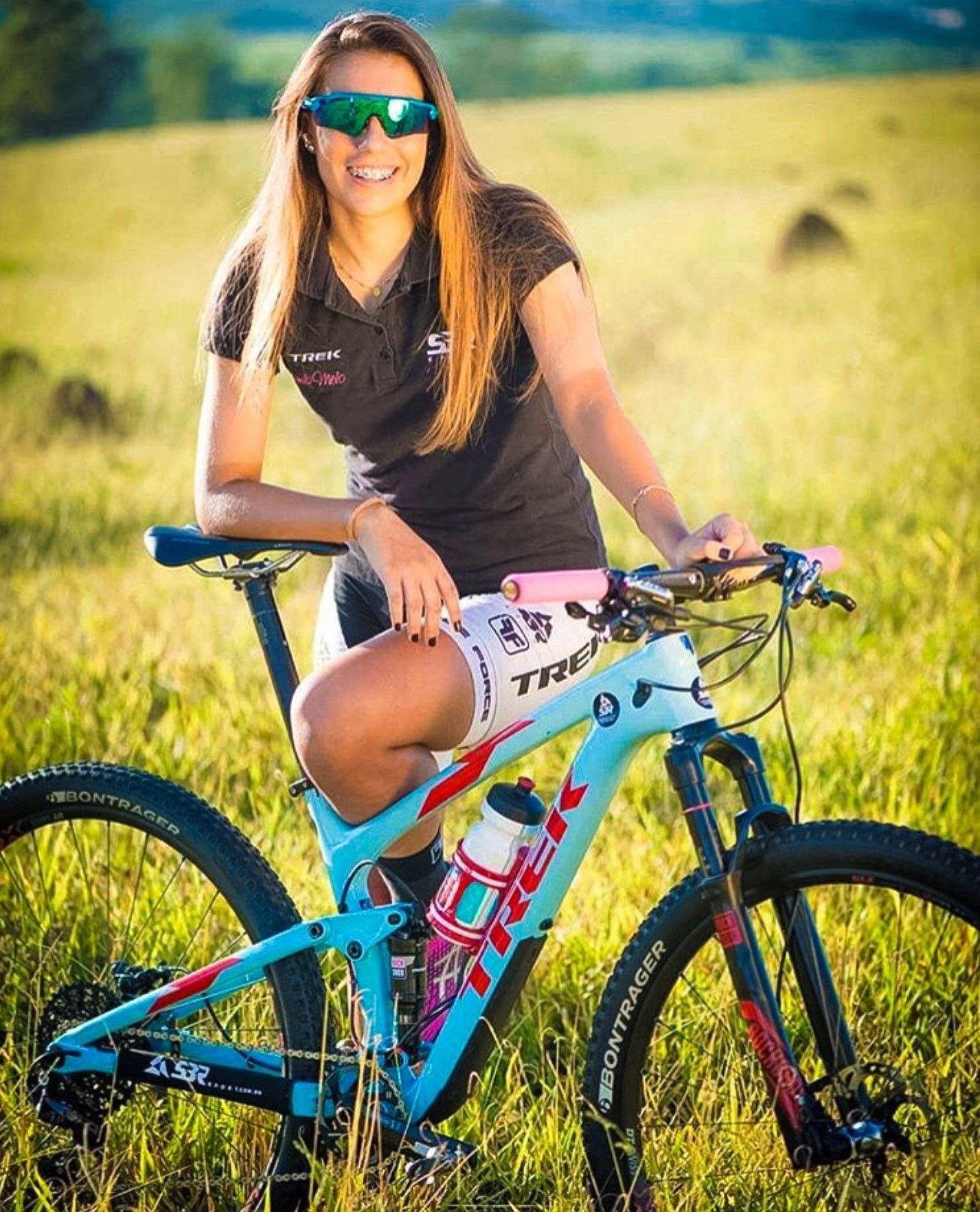 Yellow Trek Bike : yellow, Bikes, Babes