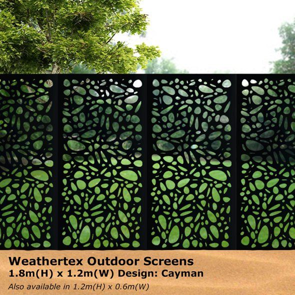 Chippy 39 s outdoor timber screening merbau screening for Large outdoor privacy screen