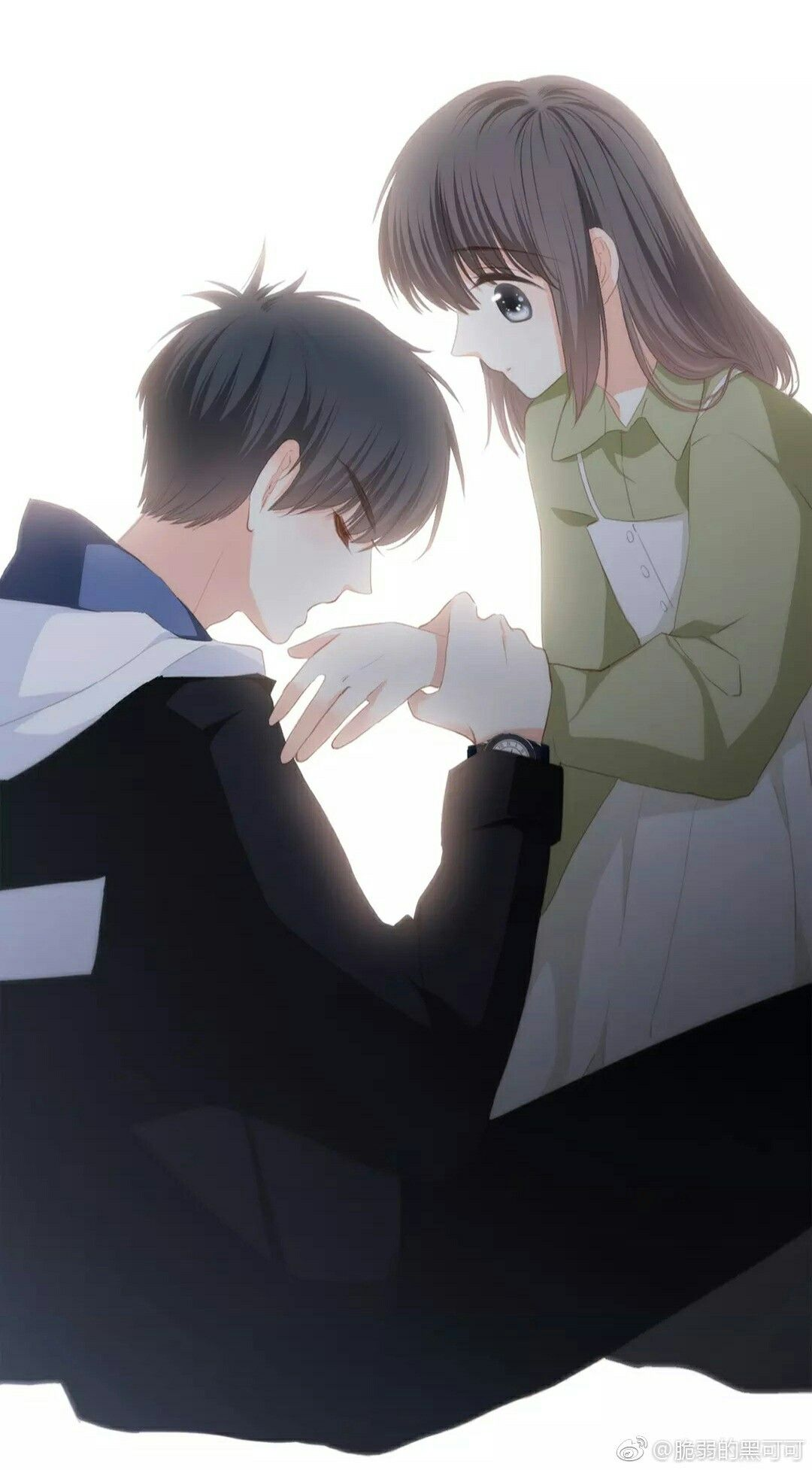 Awh... Romantis bangeet (Có hình ảnh) Anime, Hình ảnh