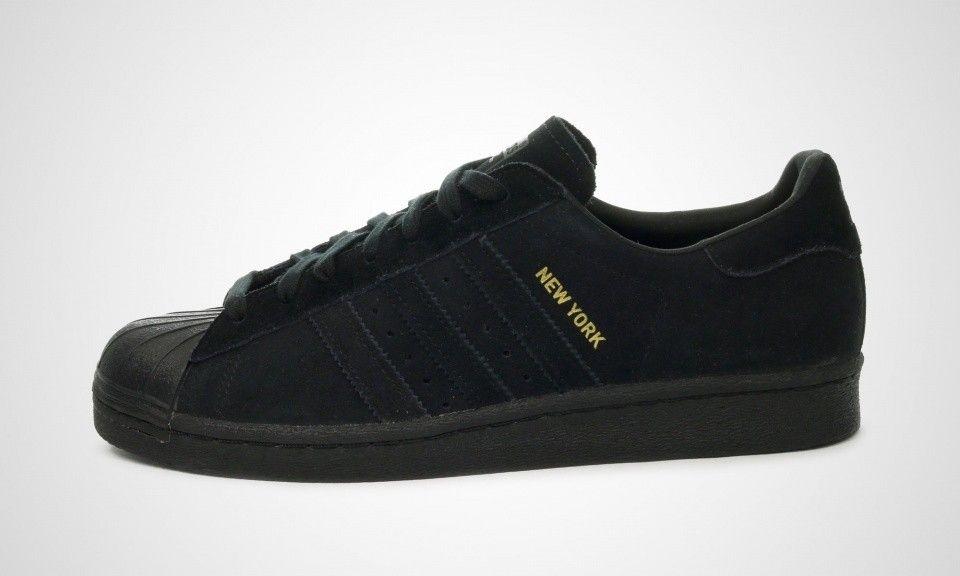 adidas superstar 80s damen sneaker blau