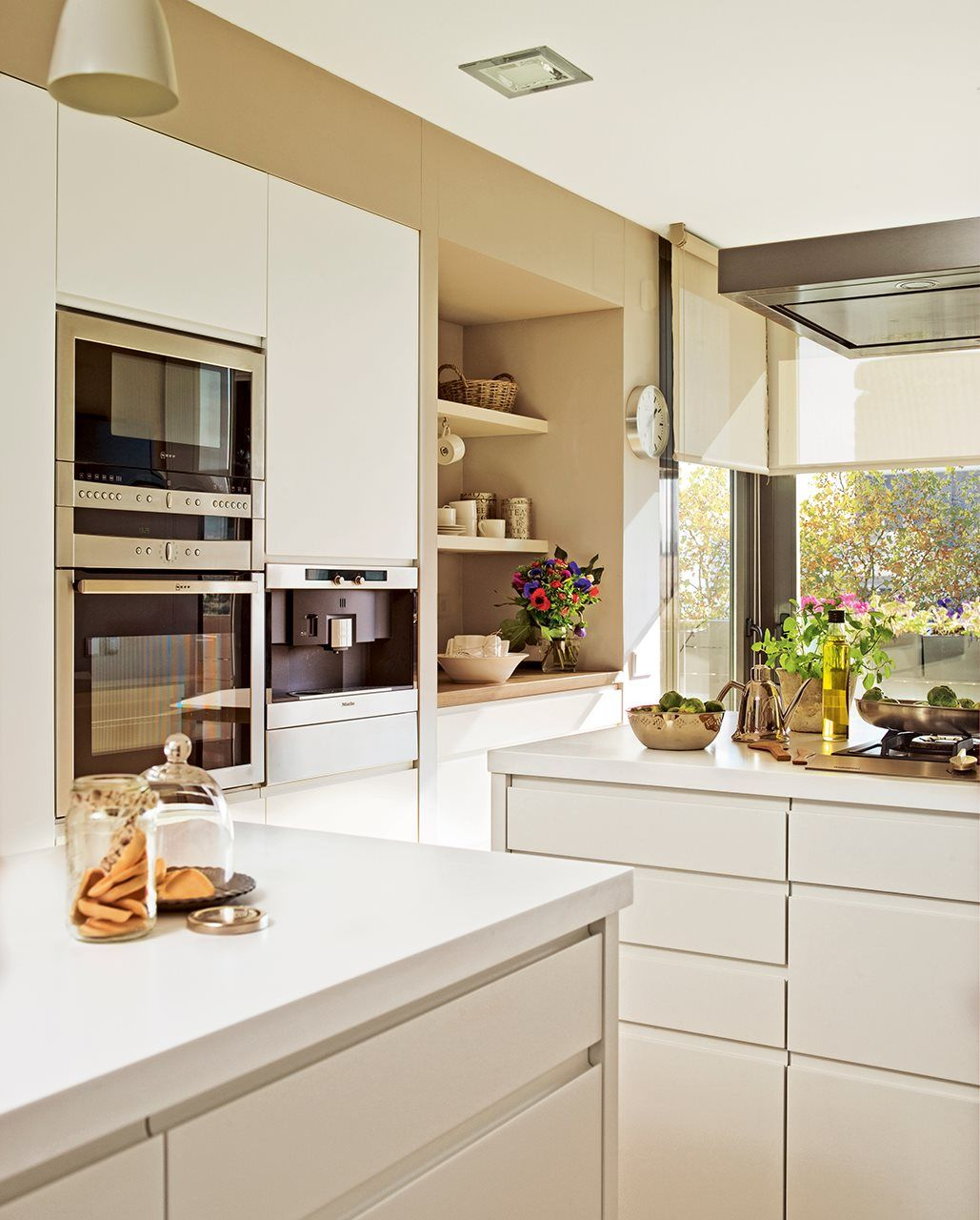 La cocina de los mil cajones cocinas y - Cocinas y banos ...