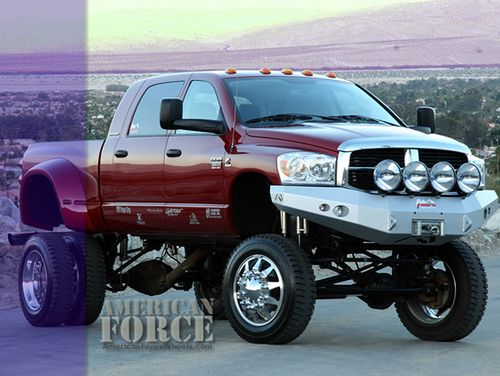 dodge ram dually | Dodge Ram 350 with Dually Wheels | Flickr - Photo Sharing!