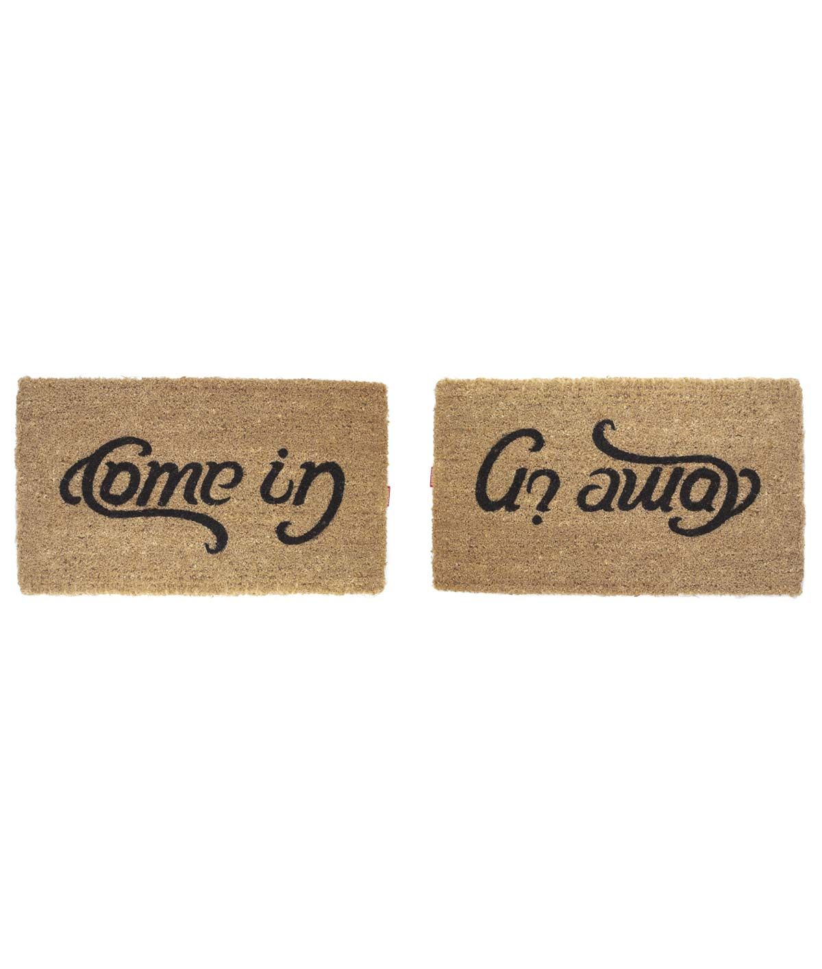 Come in go away doormat doormat come in go away humor