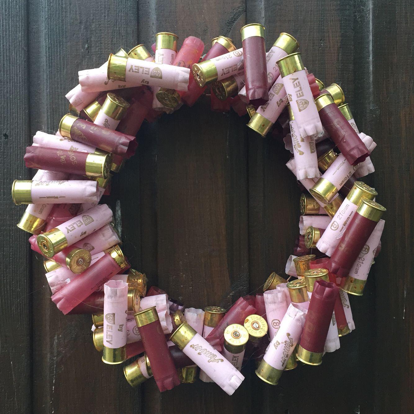 Cartridge wreaths https://m.facebook.com/Made-in-Yorkshire-955620381177778/