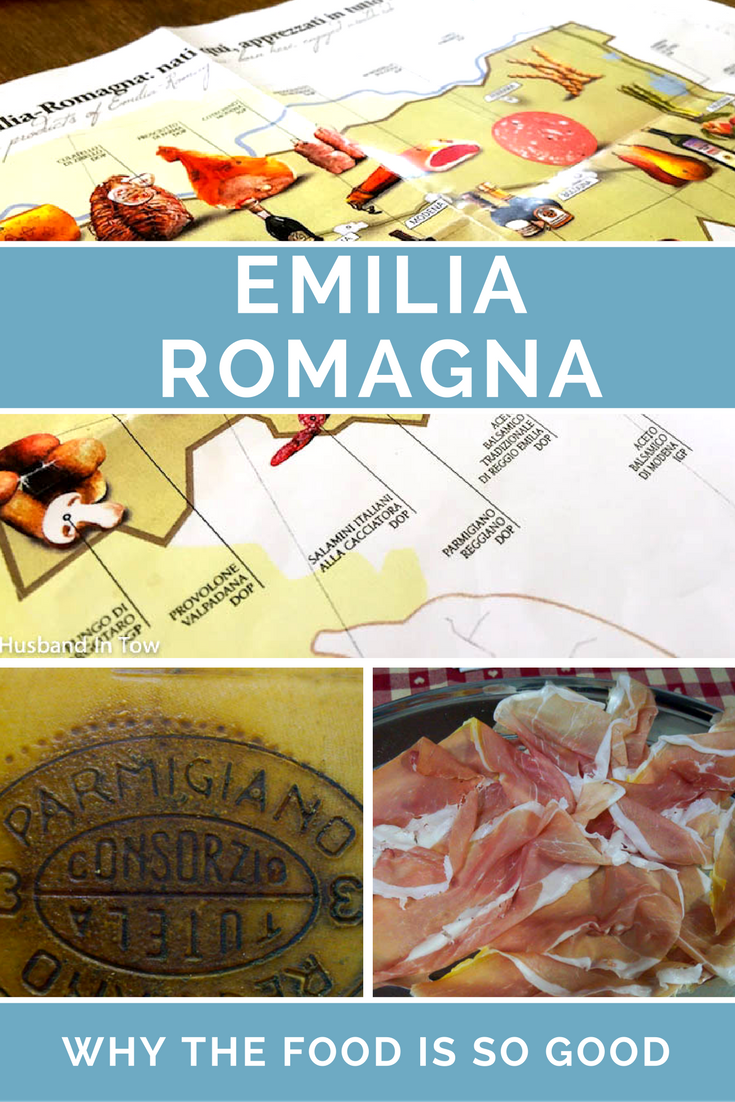 Why Food in Emilia Romagna is So Good – DOP and IGP