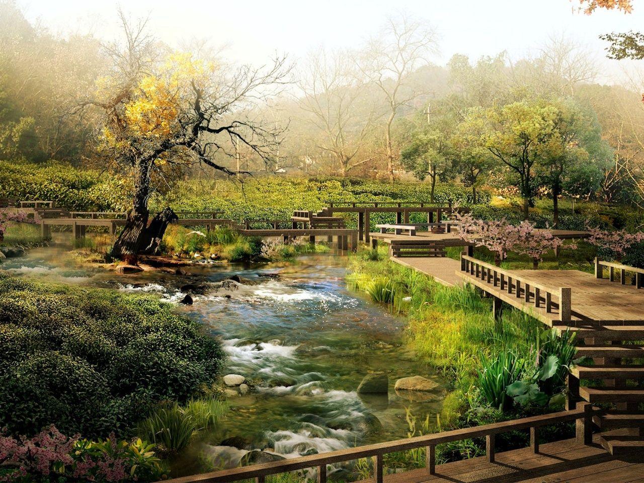 Paisajes que no te podes perder taringa - Fotos jardines japoneses ...
