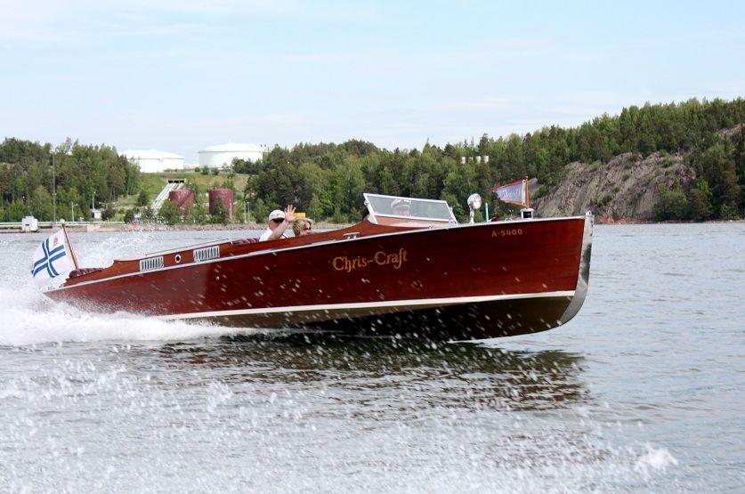 Mahogany Yachting Society