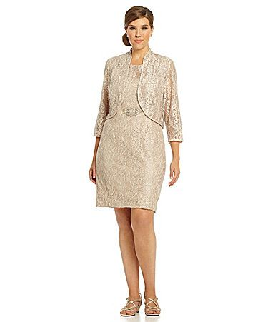 Jessica howard floral lace bolero jacket dress