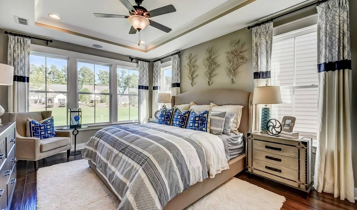 K. Hovnanian's® Four Seasons at Lakes of Cane Bay New