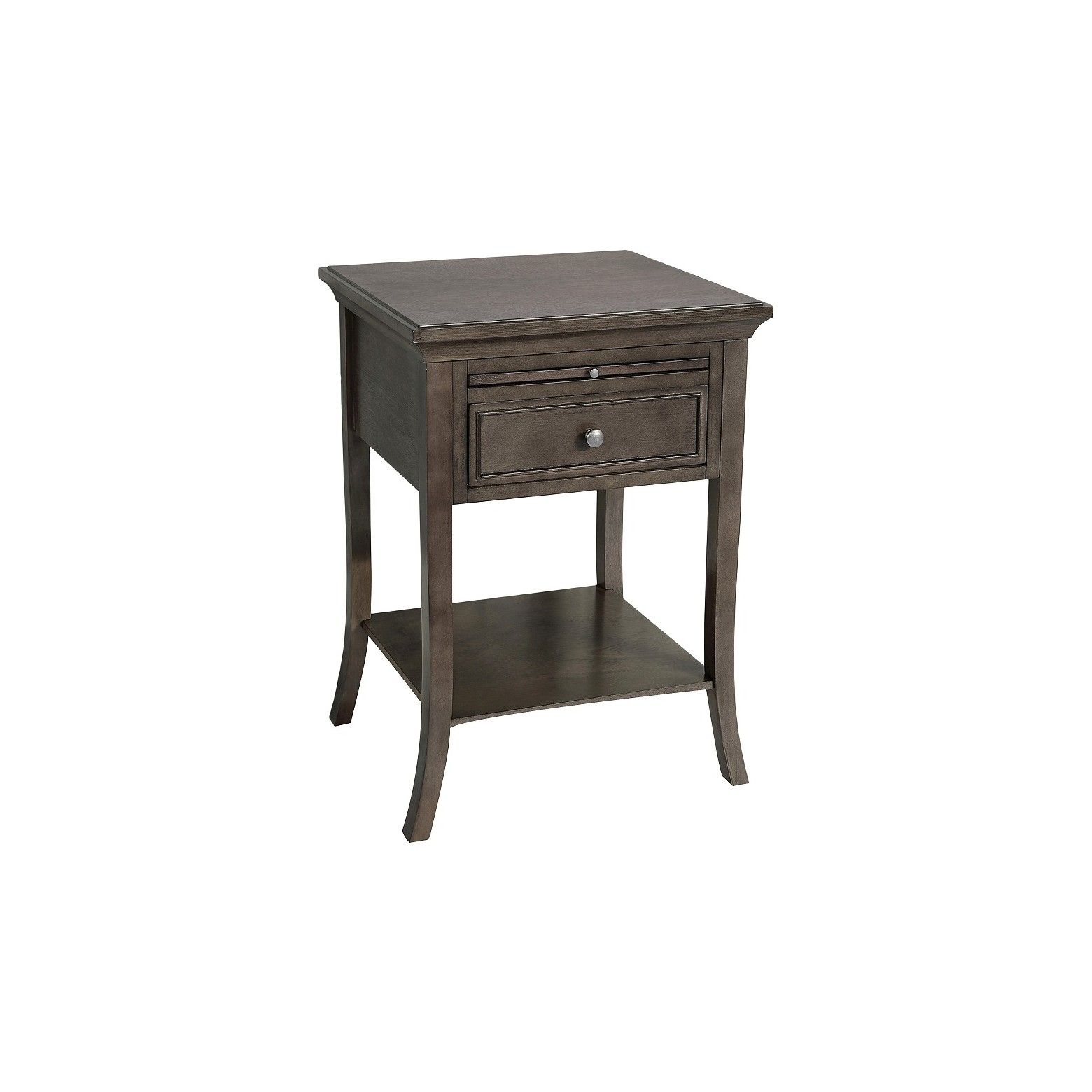 Side table with drawer  Simply Extraordinary Side Table  Threshold  Large drawers