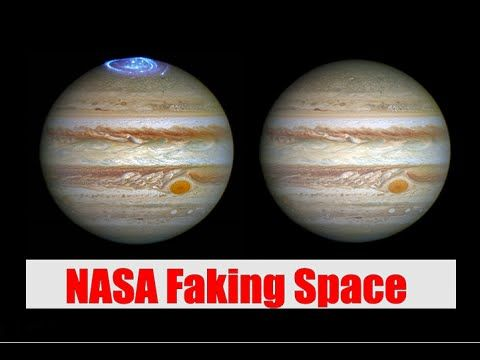 NASA Jupiter Hoax - NASA Caught Faking Space Again!