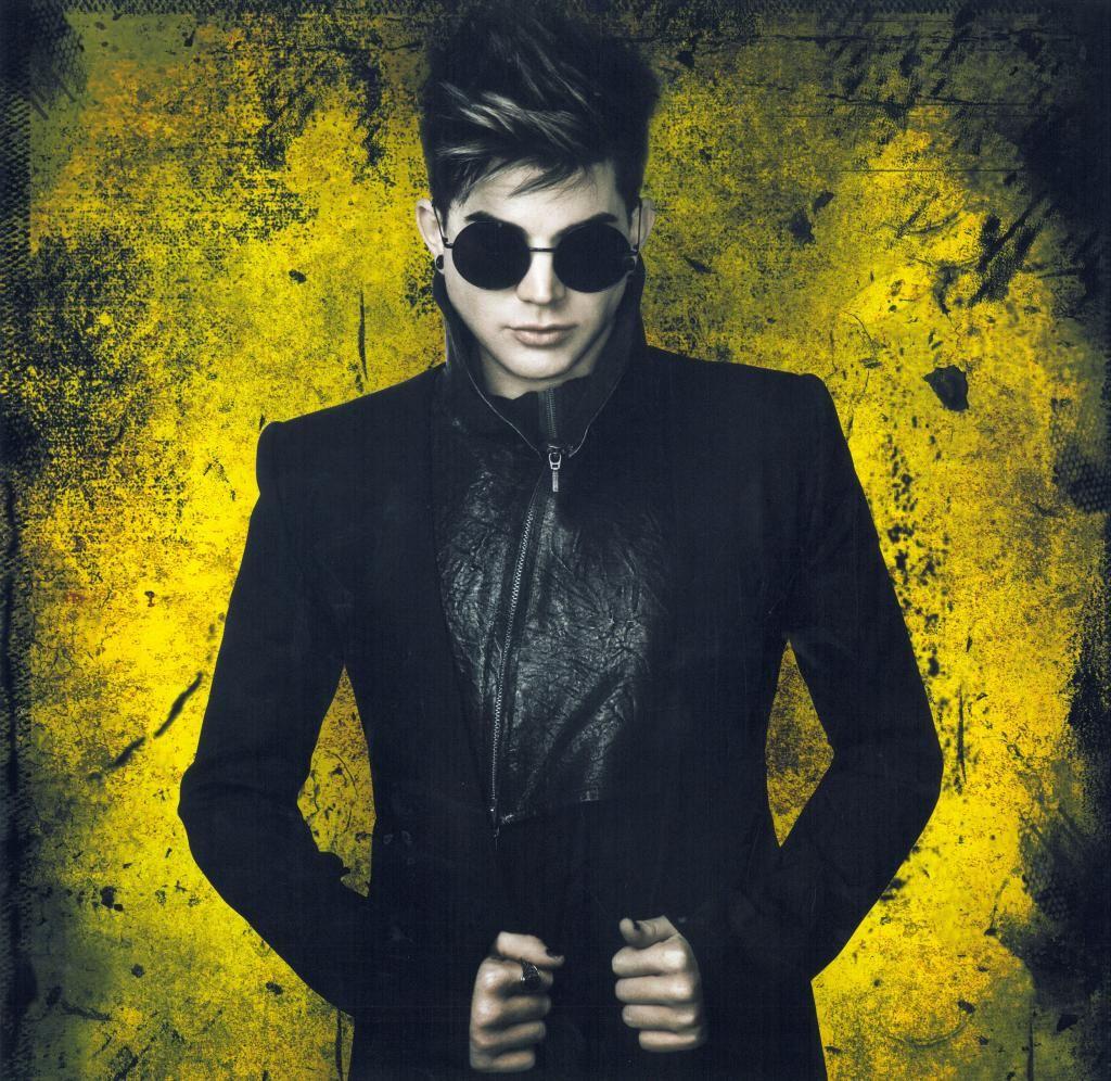 Adam Lambert, Trespassing - Album Review