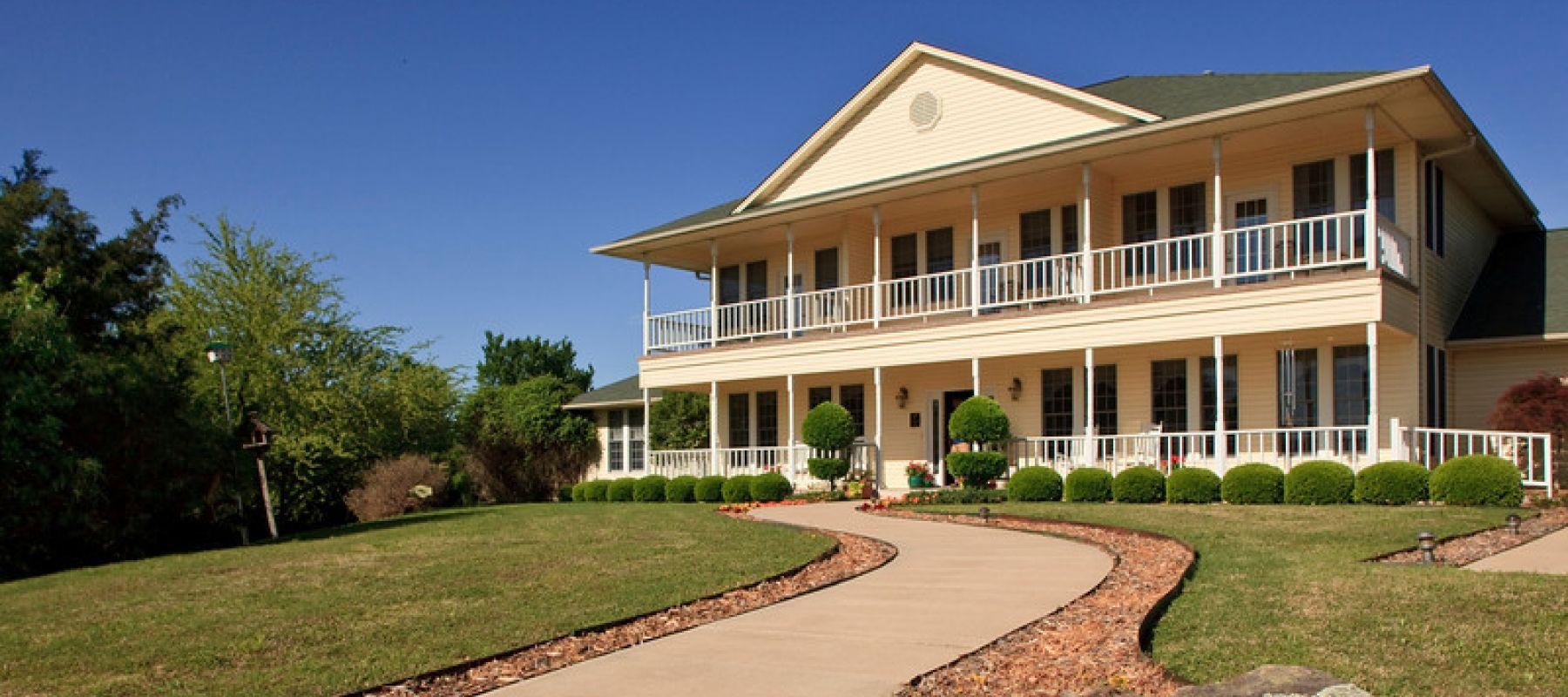 A Premier Oklahoma Romantic Getaway Bed and Breakfast