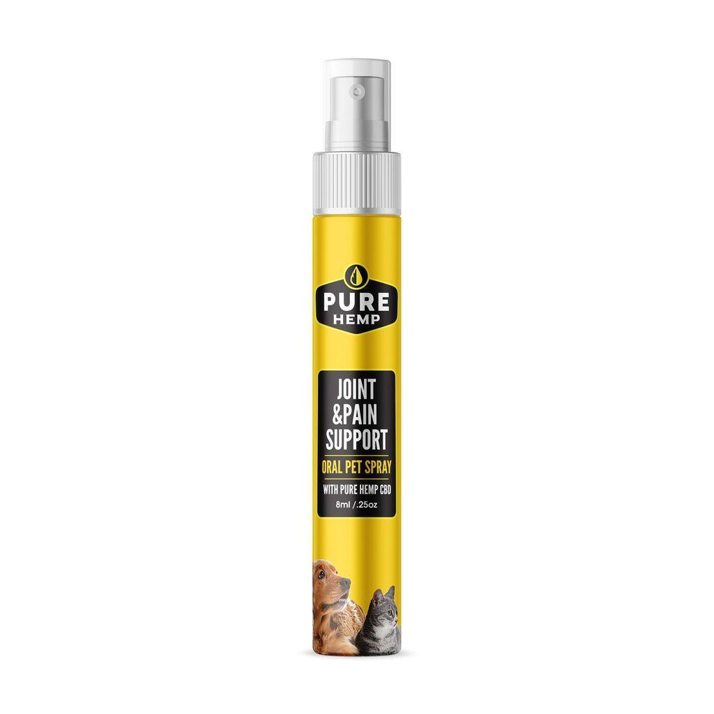 CBD Joint Pain Pet Spray - 60mg in 2019   CBD blog- cbd oil