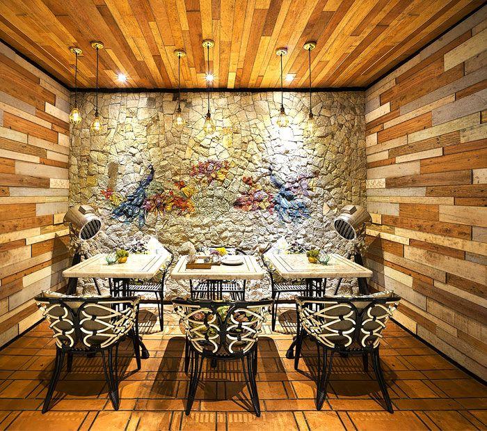 tropical resort restaurant lemongrass by einstein on modern kitchen design that will inspire your luxury interior essential elements id=84485
