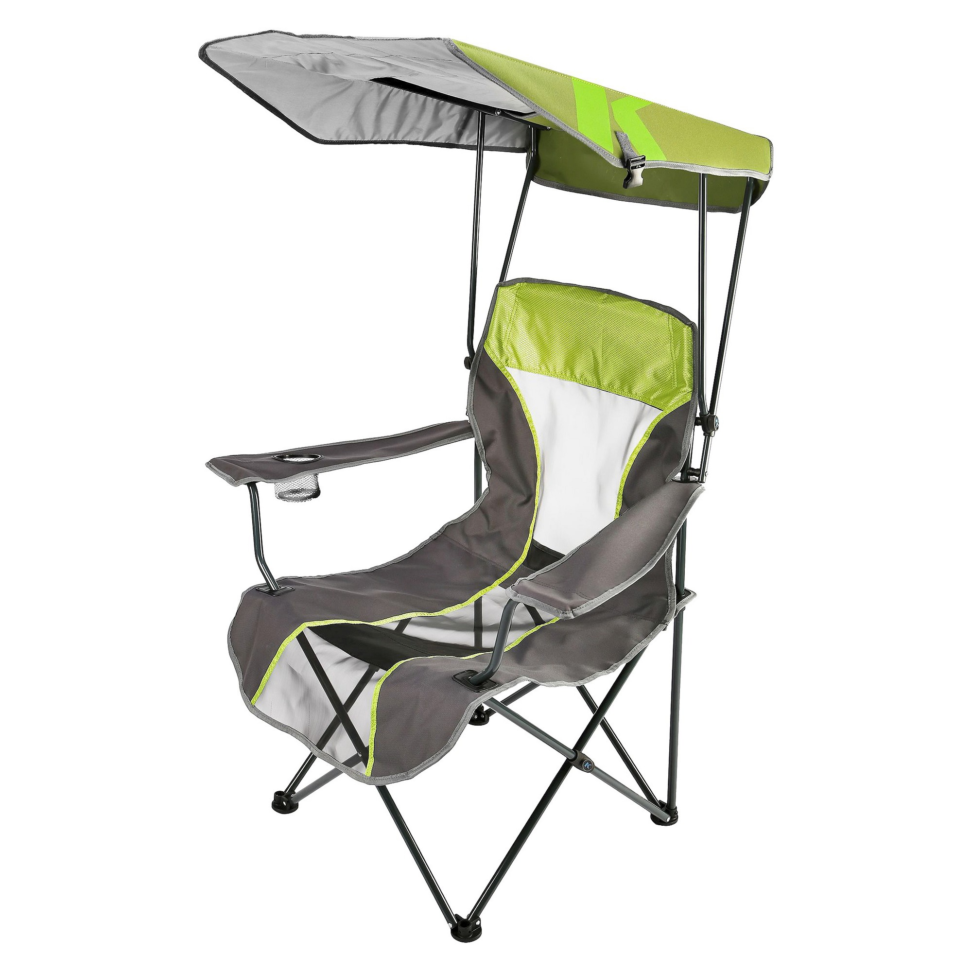 Swimways Premium Canopy Chair Lime Green, Outdoor