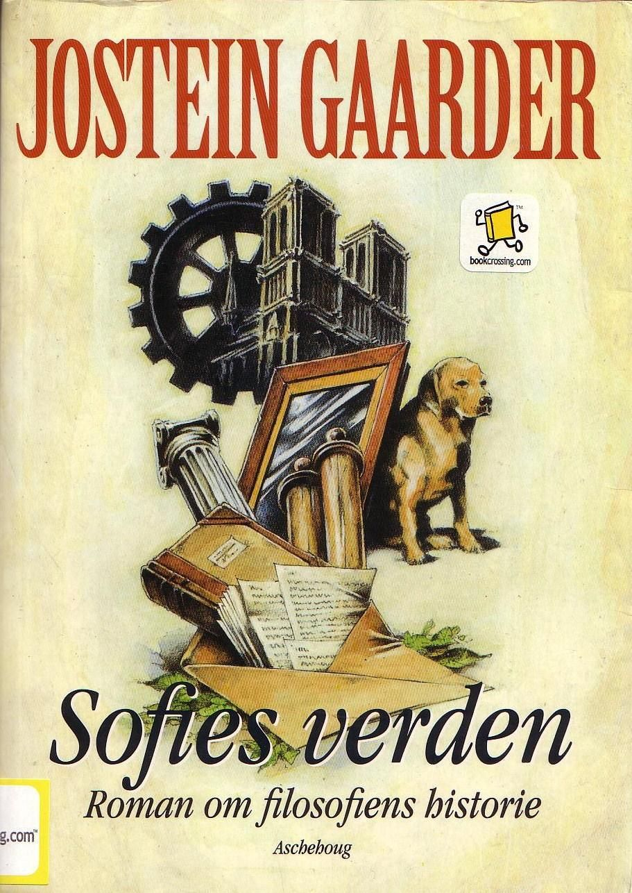 Sofies verden (Sophie's World) by Jostein Gaarder