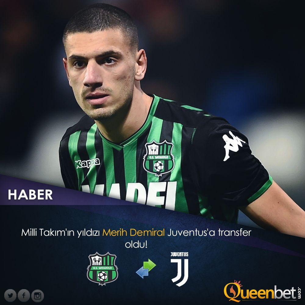 Milli takımın yıldızı Merih Demiral Juventus'a transfer