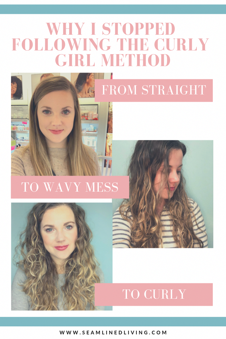 Why I Stopped Following the Curly Girl Method Curly girl