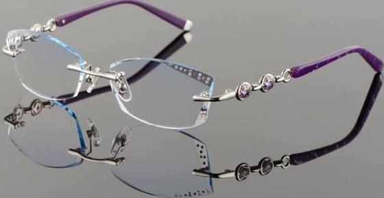 95cd175566e2 chanel rimless eyeglasses | wire&timeless glasses | Fashion eye ...