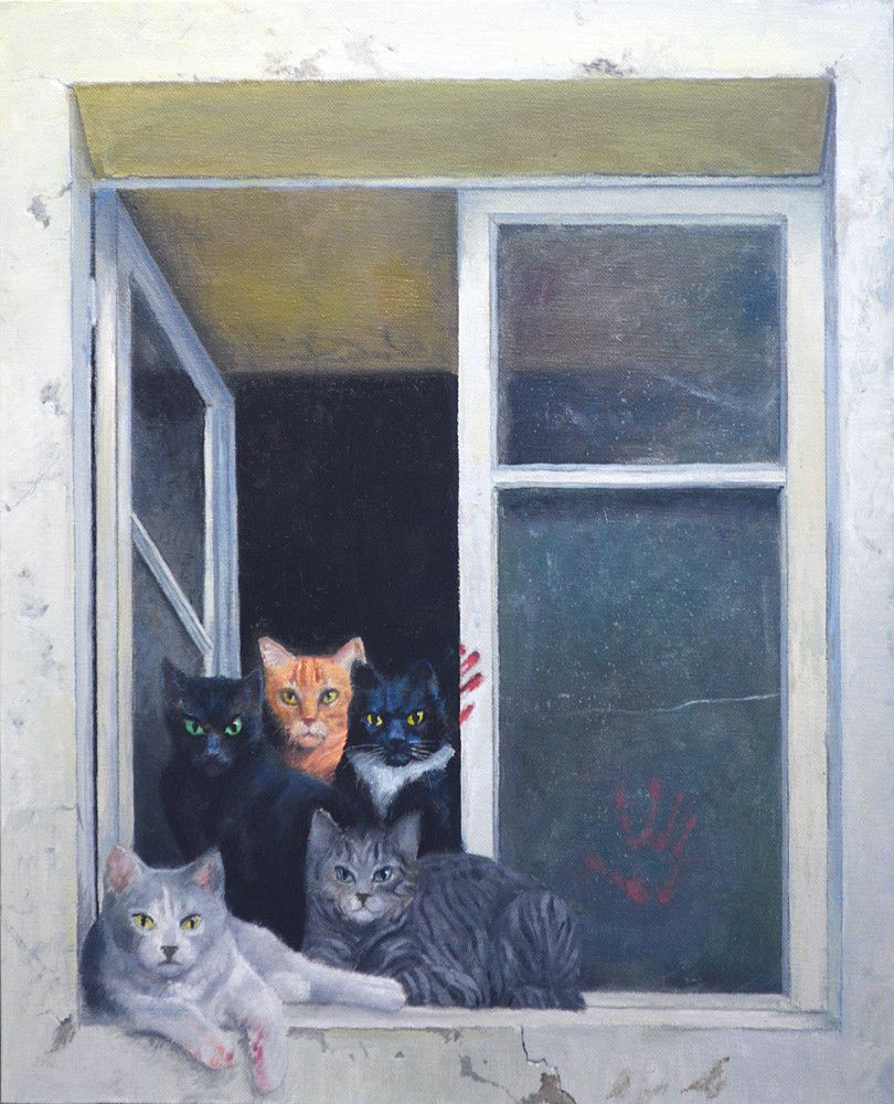 ArtStation The Cats of Ulthar, Armand Cabrera