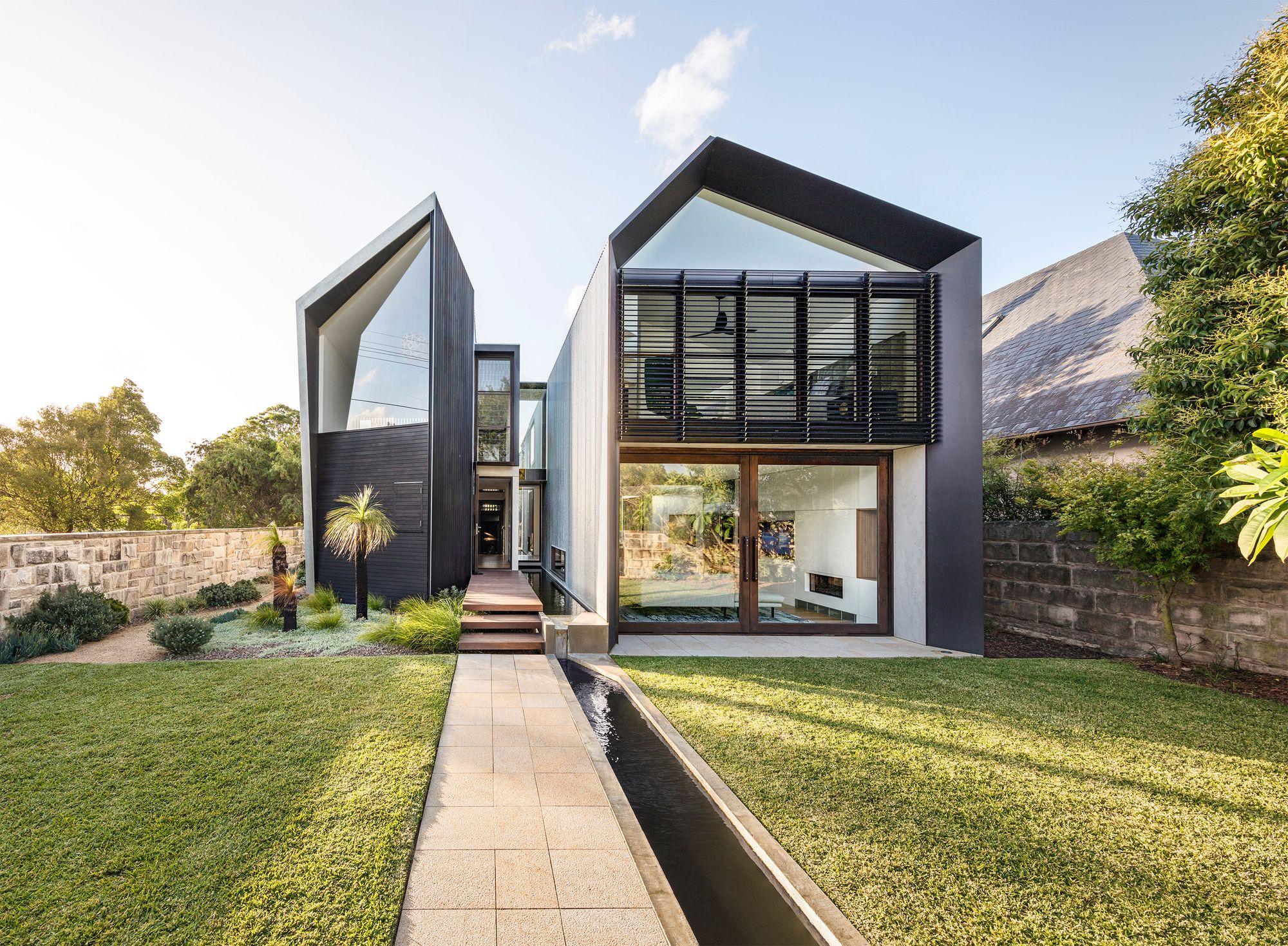 Iron Maiden House Cplusc Architectural Workshop