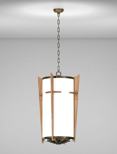 Woodland Series Pendant Craft Metal Products Inc