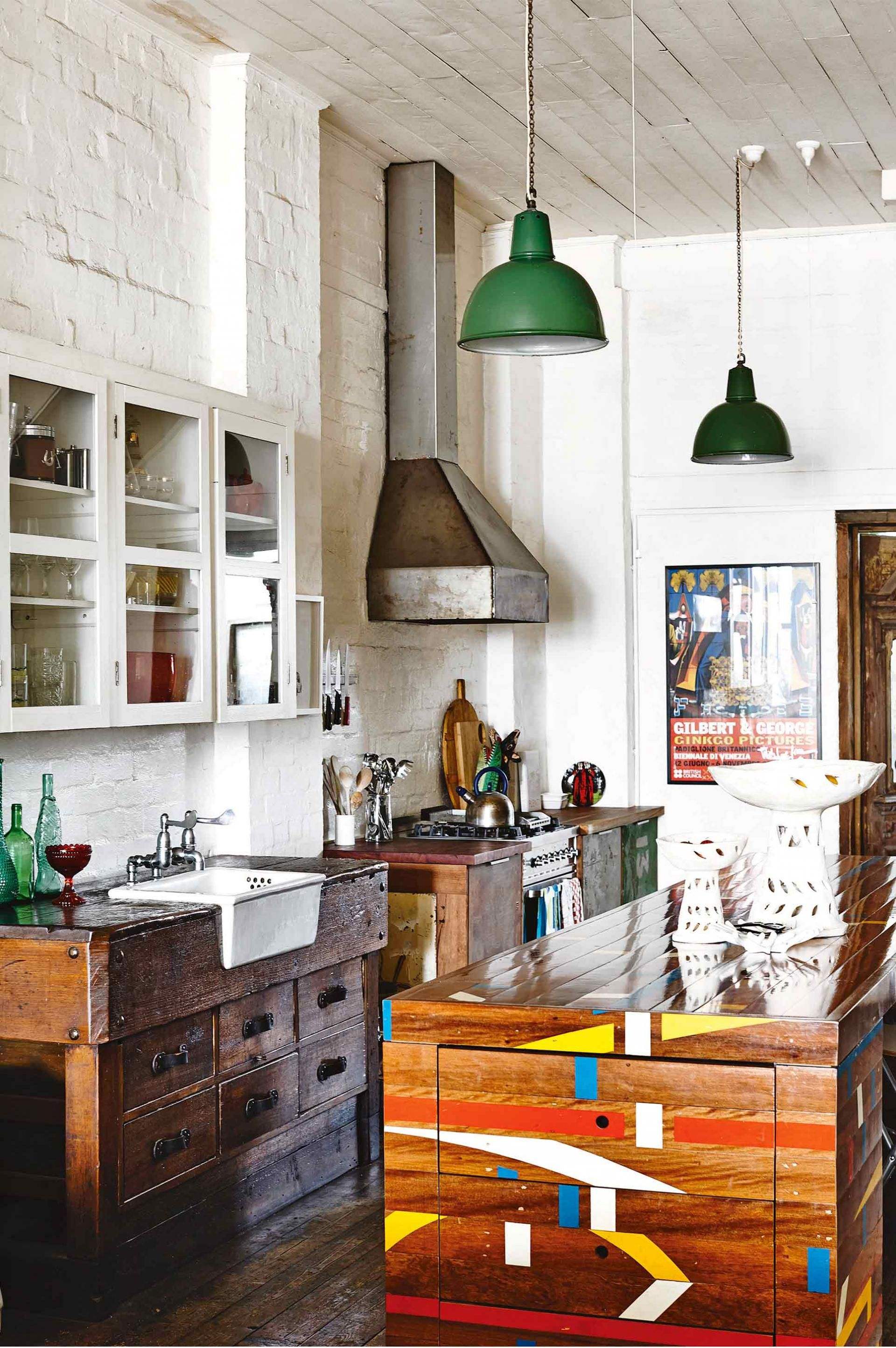 9 unique kitchen designs. Styling by Heather Nette King. Photography by Derek Swalwell.