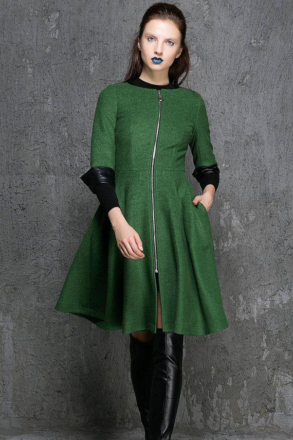 e71bc77bb4d3e7 Green coat