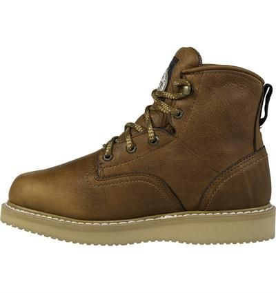 bca11698396 Wedge Work Boot   Georgia Boot Casual Shoes   Wedge work boots ...
