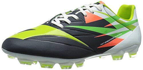 90a84c87d Diadora DDNA 2 GLX1 Soccer Cleat Tuareg BlueFluorescent Green 65 DM US      Read more reviews of the product by visiting the link on the image.