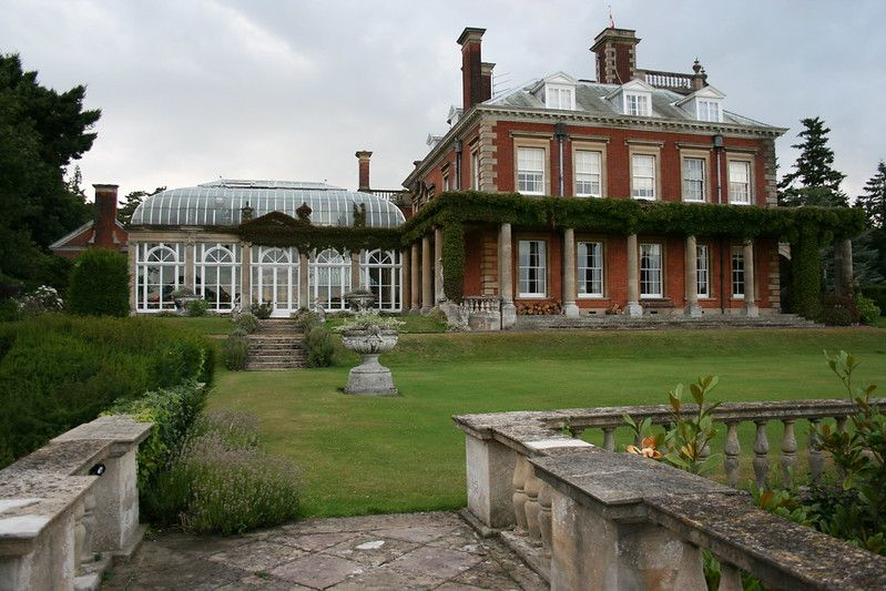 Sennowe Park Norfolk English Country House House Styles Country House