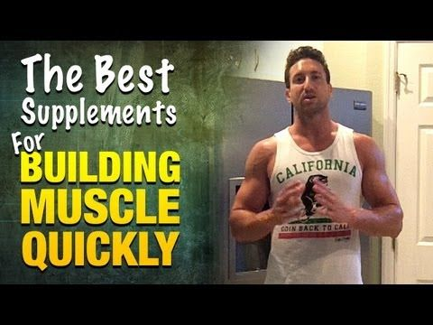 Supplements To Gain Muscle And Get Ripped Thrive Wellness