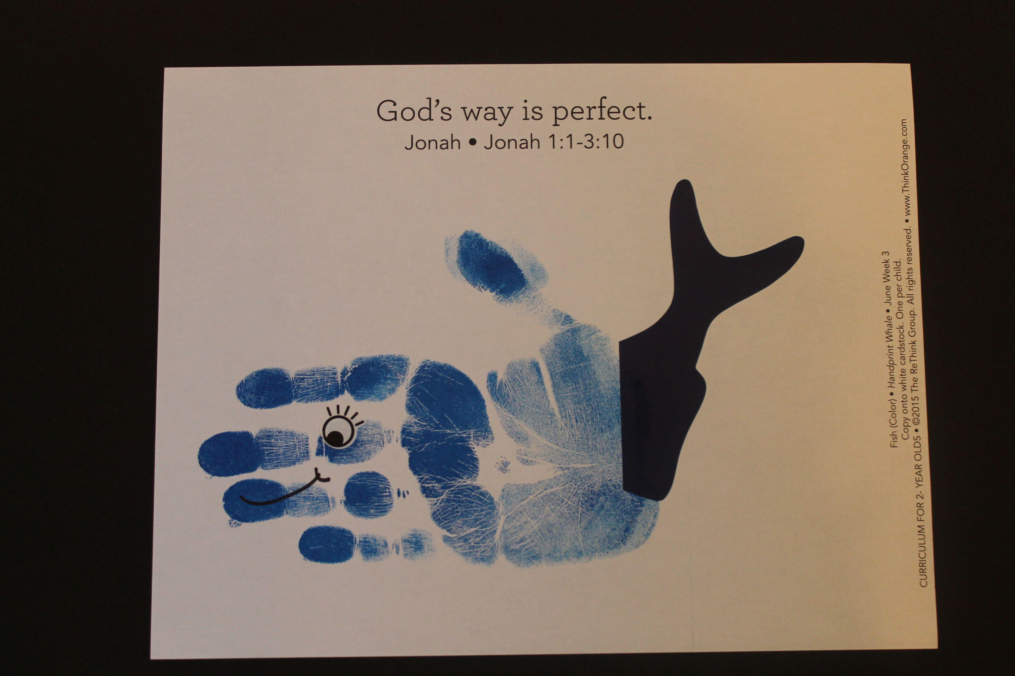 Example Handprint Whale