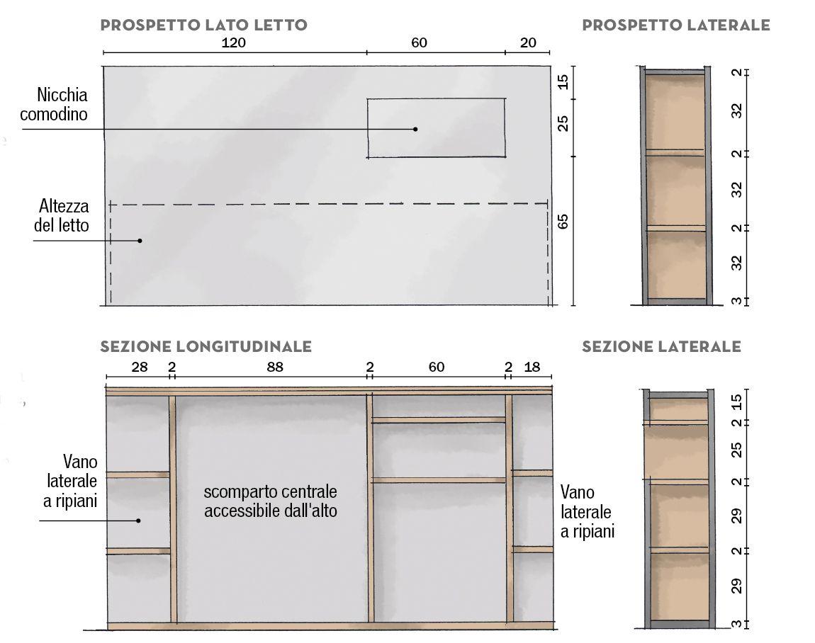 Monolocale Di 45 Mq Un Mini Appartamento Arredato Su Misura Nel