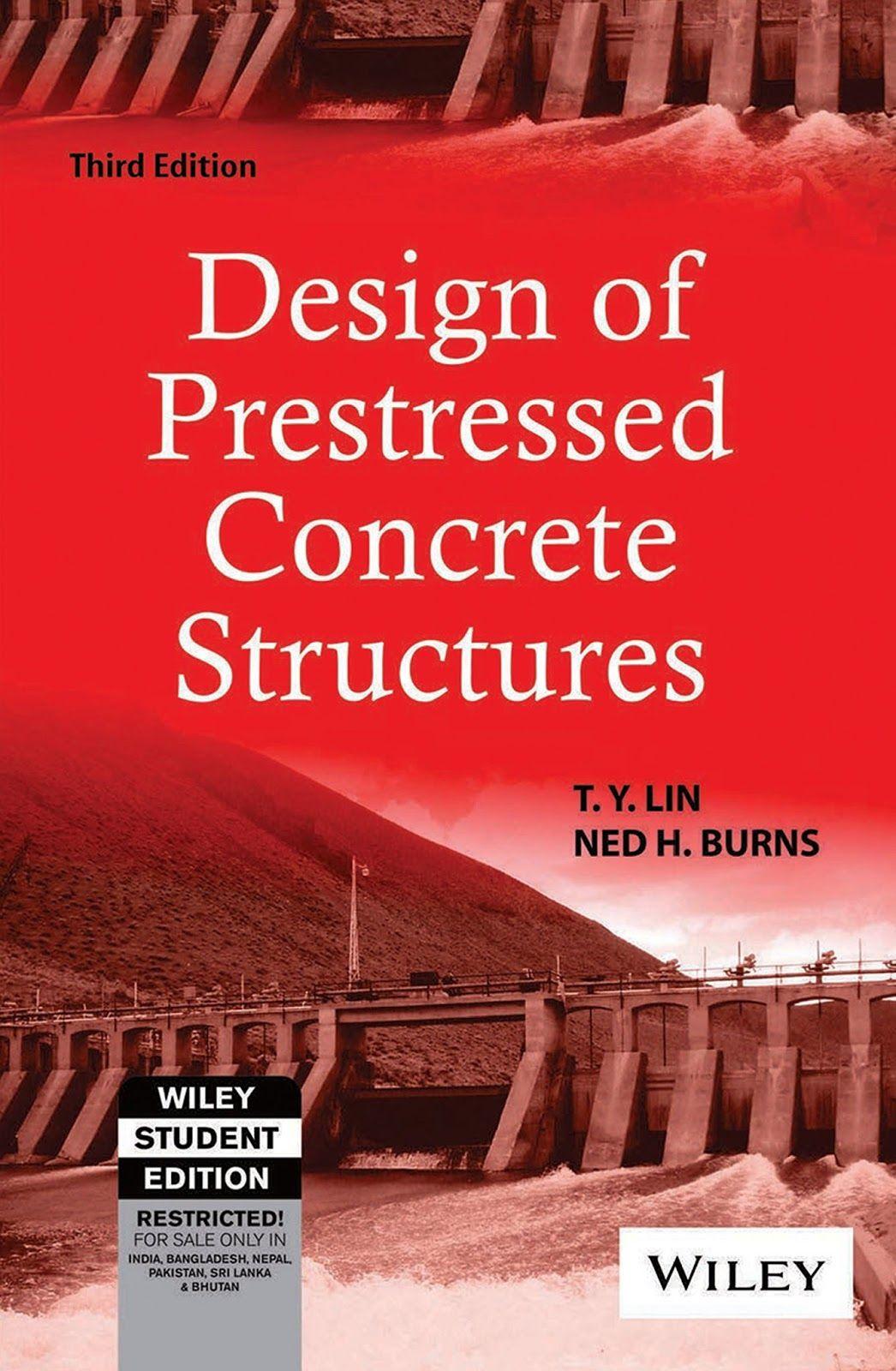 Design Of Prestressed Concrete Structures Free Pdf Concrete Structure Lins Concrete