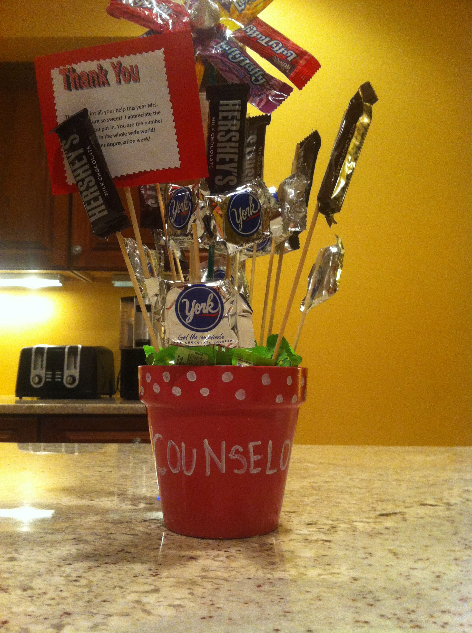 Cute Counselor Appreciation Week T Created By Emily