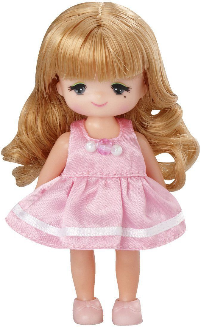 Takara Tomy Licca Doll LW-14 Licca in Wonderland Dress Japan Doll Not Included
