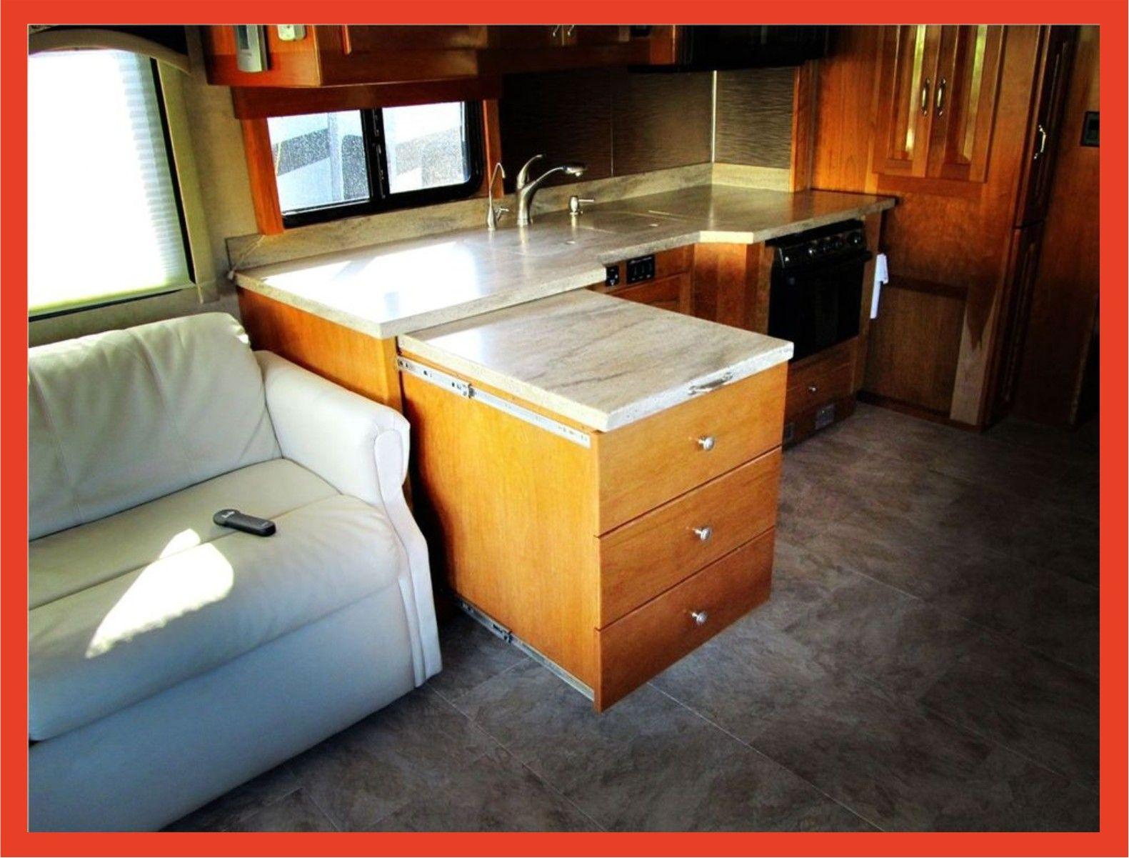 Best Rv Cabinets Rv Kitchen Remodel Kitchen Cabinet Storage Rv Interior Design